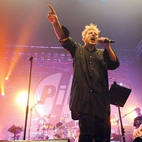 Post-punk legends Public Image Limited play Club Zoo