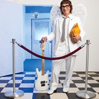 """Not so much """"Hallelujah"""" as """"Ah Leah"""": At the pearly gates, true Pittsburghers will find their names on Donnie Iris' comp list"""