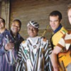 Occidental Brothers Dance Band International bring Afropop and more to Club Café