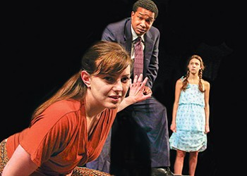 <i>Oedipus and the Foul Mess at Thebes</i> at No Name Players