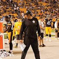 Offensive coordinator Todd Haley is 16-16 in two seasons with the team.