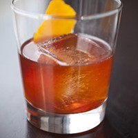 Tavern 1947 Old Fashioned cocktail Photo by Heather Mull
