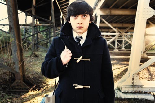 Oliver (Craig Roberts), starring in his own life