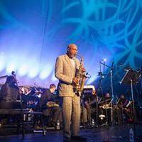 City of Asylum Jazz Poetry Concert Under the Big Top