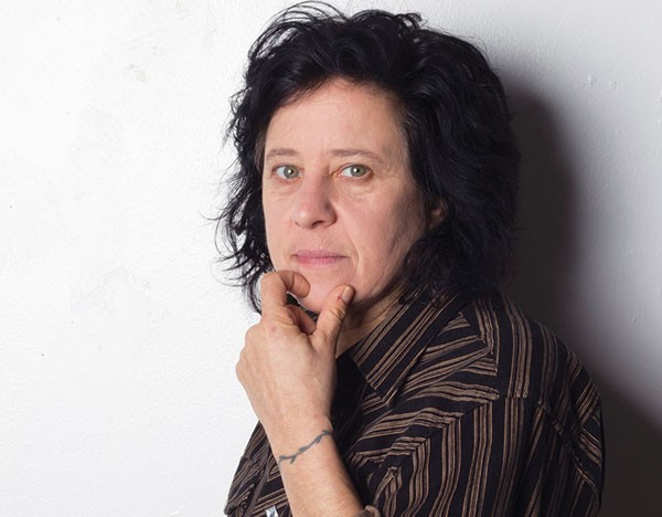 On a roll: Thalia Zedek
