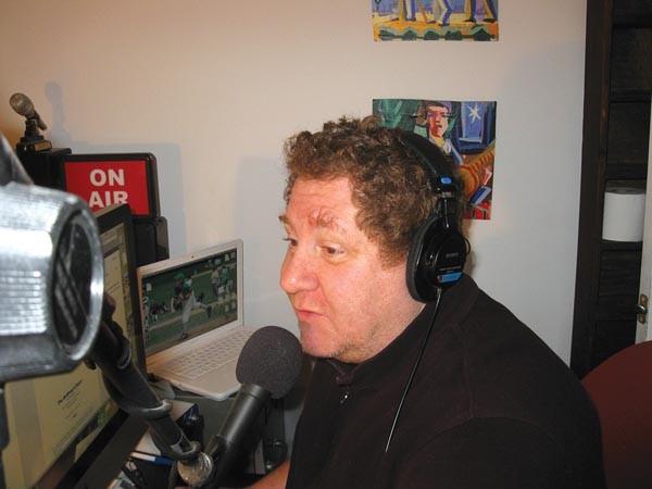 On the mic: Doug Schulkind