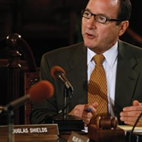 On the Record with Doug Shields: One last debate with city council's most outspoken member