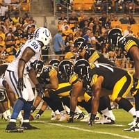 Once again, the Steelers' offense starts the season with something to prove