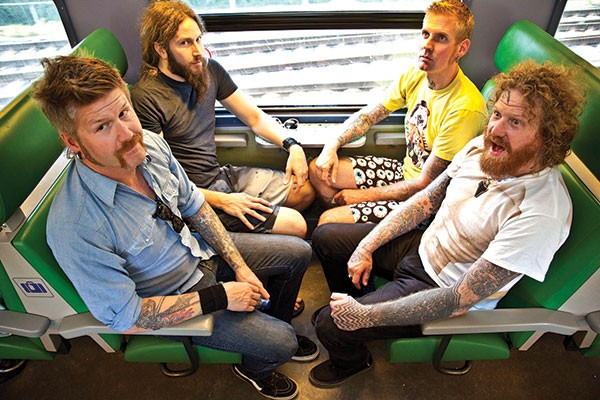 Once more, with feeling: Mastodon