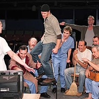 <i>One Flew Over the Cuckoo's Nest</i>