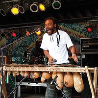 Onetime Pittsburgher Mathew Tembo returns with Afro Roots
