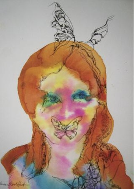 Open Mind for a Different View, at Box Heart Gallery, Aug. 16-Sept. 10 - ART BY DIANE FLEISCH HUGHES
