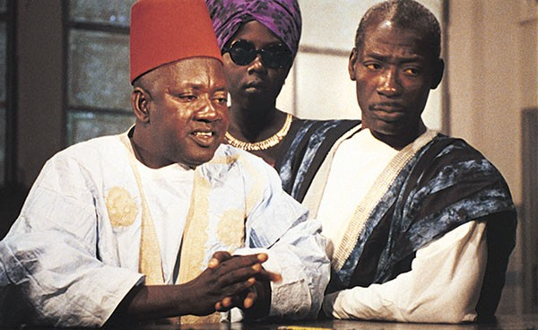 Ousman Sembéne's, Mandabi
