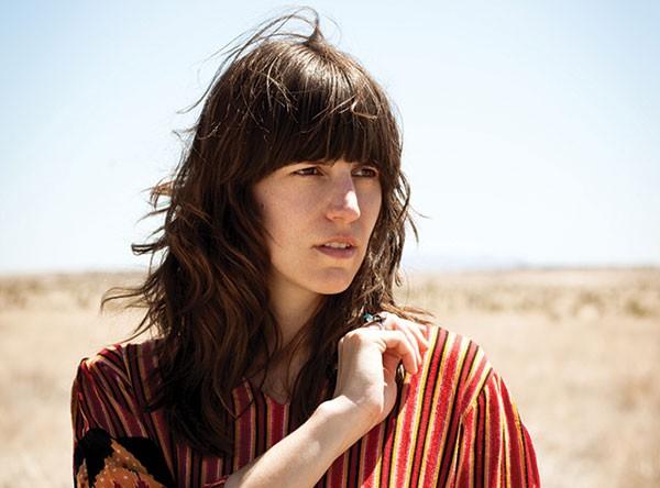 Out of the Furnaces, for now: Eleanor Friedberger