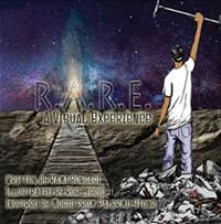 Palermo Stone's R.A.R.E. book cover