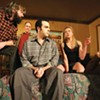 Paranoid romantic thriller <i>Bug</i> is the latest play from barebones productions.