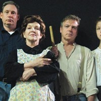 Unseam'd Shakespeare revives a stage work based on touchstone steel-town novel <i>Out of This Furnace</i>.