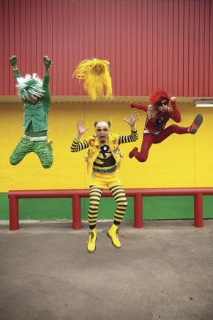 Peelander-Z, June 22 - COURTESY OF WHITNEY LEE
