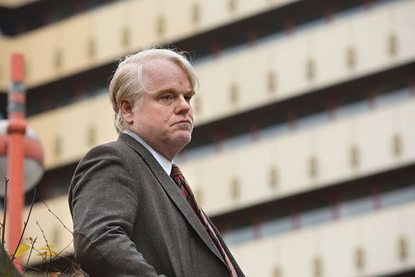 Philip Seymour Hoffman in The Most-Wanted Man