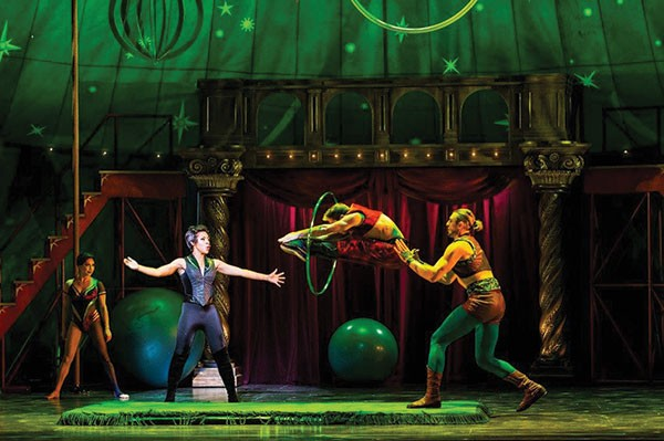 Pippin starts at the Benedum Center