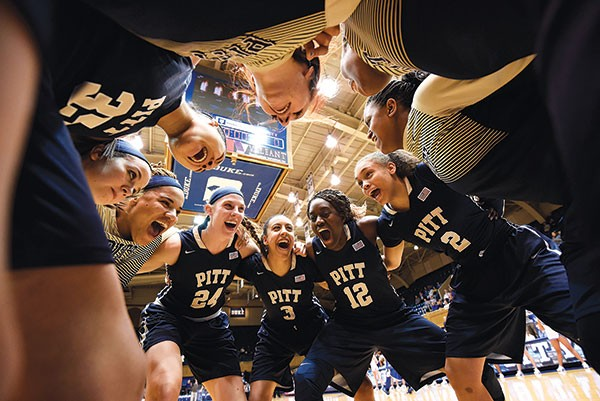 Pitt Women's Basketball