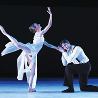Pittsburgh Ballet Theatre's <i>3 x 3</i>