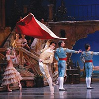 Pittsburgh Ballet Theatre's <i>Don Quixote</i> returns with fresh faces in the lead roles