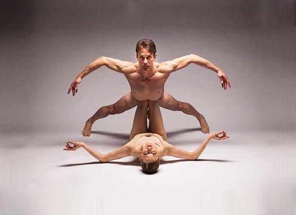 Pittsburgh Ballet Theatre's Julia Erickson and Robert Moore