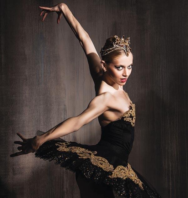 Pittsburgh Ballet's Julia Erickson