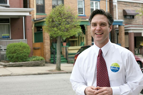 Pittsburgh City Councilor Patrick Dowd