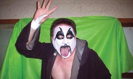 Pittsburgh native Ken Jugan as Lord Zoltan.