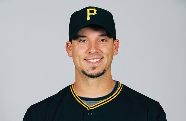 Pittsburgh Pirate Charlie Morton