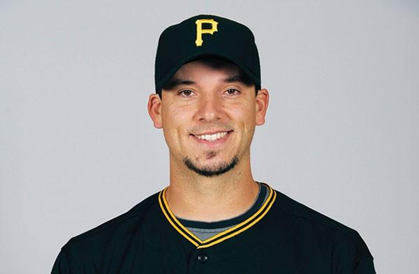 Pittsburgh Pirate Charlie Morton