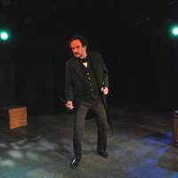 Pittsburgh Playwrights Theatre's <i>Poe's Last Night</i> brings author to life