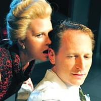 Power plays: Tami Dixon and Leo Marks in PICT's <i>The Hothouse</i>