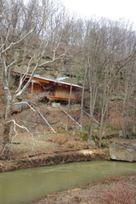 Protecting the past: Meadowcroft Rockshelter's new facility