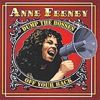 Protest singer Anne Feeney releases <i>Dump the Bosses Off Your Back</i>