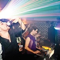 DJ James Gyre and DJ Cucitroa bring a new global dance night to Shadow Lounge