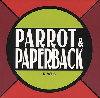 R. Weis Parrot and Paperback