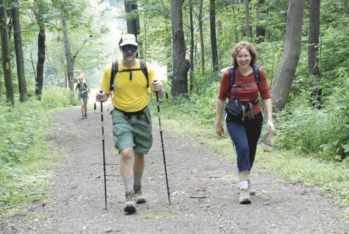 Rachel Carson Trail Challenge, June 18 - PHOTO BY DEBORAH DEFAZIO