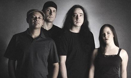 Rainstation Zero: Greg Damjanovic, Shawn Dalverny, Anthony Morelli Jr. and Bethany Berkstresser, from left
