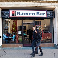 Ramen Bar  Photo by Heather Mull