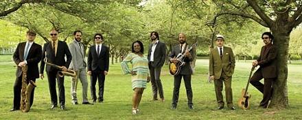 R&B royalty: Sharon Jones & the Dap-Kings