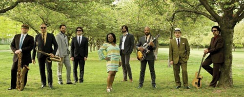 R&B royalty: Sharon Jones & the Dap-Kings