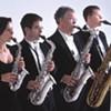 Music On the Edge series presents the Raschèr Saxophone Quartet