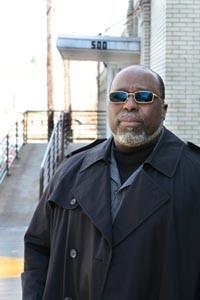 Rashad Byrdsong of the Homewood-based Community Empowerment Association