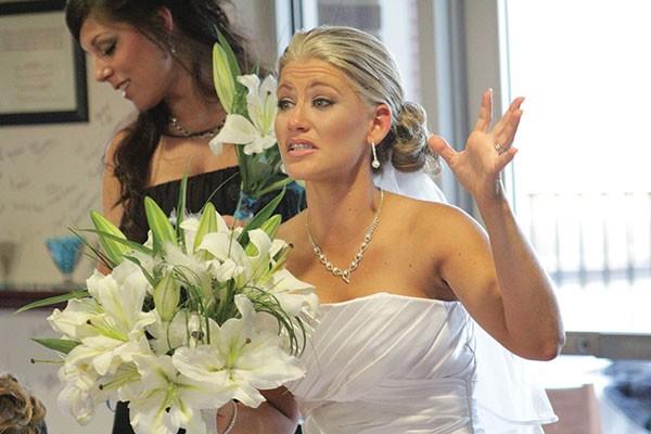 Reality-TV Nuptials, Bridezillas