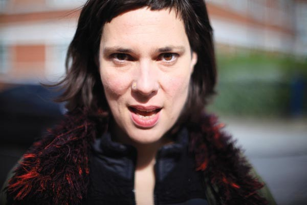 Rejoice and be app-y: Laetitia Sadier