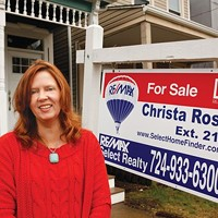 Re/Max Realtor Christa Ross says uncertainty with the county's property-tax reassessment is causing some confusion with home buyers and sellers.