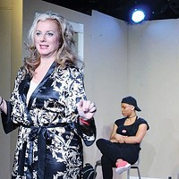 Pittsburgh Playwrights' Theater Festival in Black and White